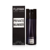 Succes De Paris M3761 Fujiyama Private Number by Succes De Paris for Men 3.3 oz EDT Spray