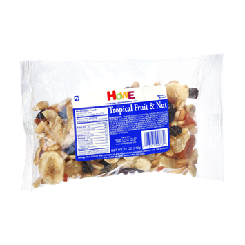 Howe Tropical Fruit & Nut Mix