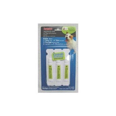 Sergeant's Sergeant Squeeze-On Dog Flea / Tick Repellent