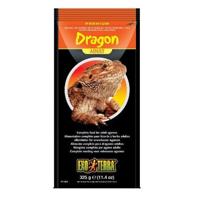Exo-terra Exo Terra Bearded Dragon Food, Juvenile Adult, 11.4-Ounce
