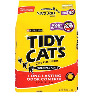 Purina Tidy Cats Long-Lasting Odor Control Cat Litter - 25 lb.