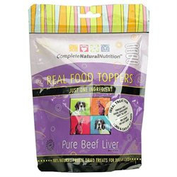 Complete Natural Nutrition Real Food Topper Liver 4oz