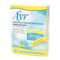 Ayr Saline Nasal Rinse Kit Refill Packets