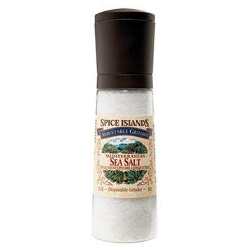 Spice Islands Sea Salt Grinder 13.5oz