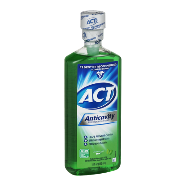 Act Anticavity Mouthwash Mint
