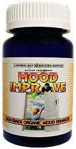 4 Organics MoodImprove30 Mood Improve Bottle - 30 Capsules