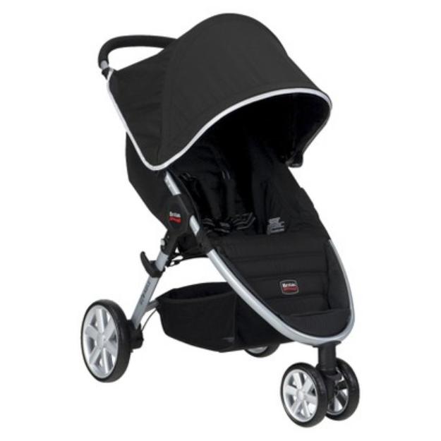 Britax B-Agile Stroller - Black