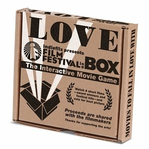 IndieFlix Film Festival in a Box: Feel Good Love Stories Ages 12+