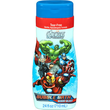 Marvel Avengers Assemble Berry Blast Bubble Bath