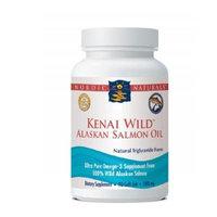 Nordic Pure Nordic Naturals - Kenai Wild Alaskan Salmon Oil Softgels (Lemon) - 90ct