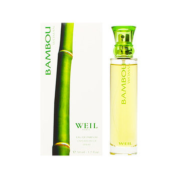BAMBOU by Weil Paris EAU DE PARFUM SPRAY 1.7 OZ