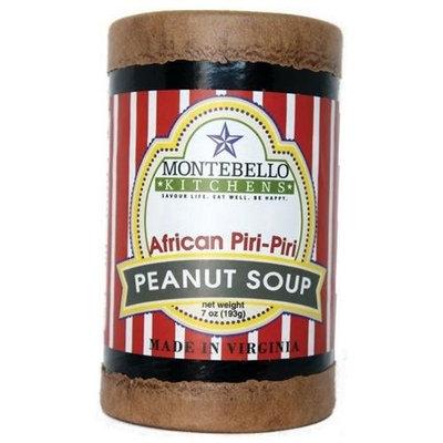 Montebello Kitchens African Piri Piri Peanut Soup Mix , 7 oz