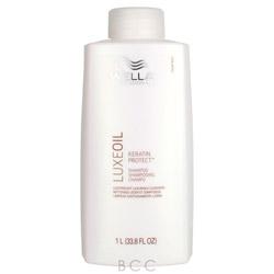 Wella Professionals Luxe Oil Keratin Protect Shampoo Liter