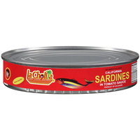 La Cholita Sardines in Tomato Sauce, 15 oz
