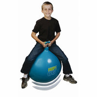 Gymnic 26'' Hop 66 Ball in Turquoise