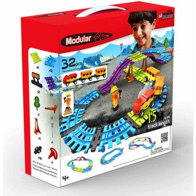 Modular Toys 3D Railroad Kit