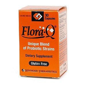 Flora Q Probiotic Capsules