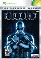 Starbreeze Chronicles of Riddick