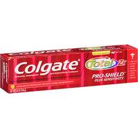 Colgate® Total® Zx PRO-SHIELD PLUS SENSITIVITY Toothpaste
