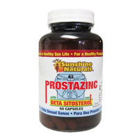 Hispanic Vitamins Prostazinc With Betasitosterol