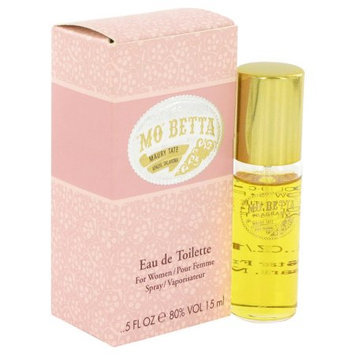 MO BETTA by Five Star Fragrance Co. EDT SPRAY .5 OZ for WOMEN