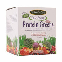 Paradise Herbs Orac-Energy Protein Greens Packets