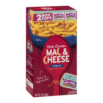 Betty Crocker Mac & Cheese Original