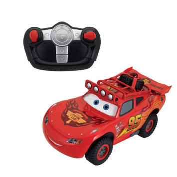 Thinkway Disney Pixar Cars Infrared RS-500 Lightning McQueen