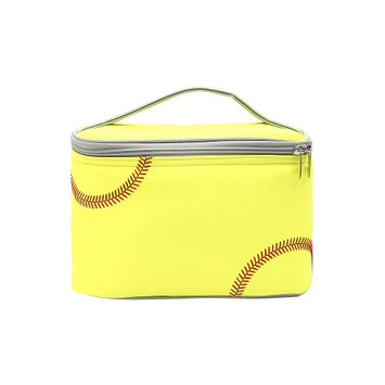 Zumer Softball Insulated Lunch Box Softball yellow - Zumer Travel Coolers