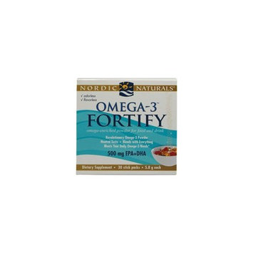 Nordic Pure Nordic Naturals - Omega-3 Fortify - 30ct