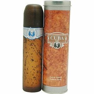 Cuba Blue Eau de Toilette Spray 3.4oz