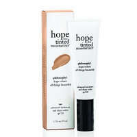 philosophy hope in a tinted moisturizer