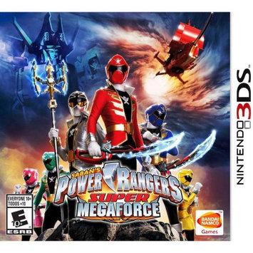 Namco Bandai Power Rangers: Super Megaforce (Nintendo 3DS) - Pre-Owned