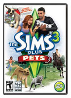 Electronic Arts The Sims 3 Plus Pets (Win/Mac)