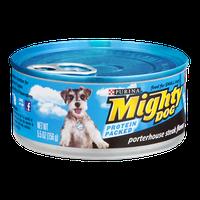 Purina Mighty Dog Porterhouse Steak Flavor Dog Food