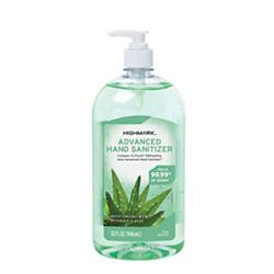 Highmark(R) Advanced Hand Sanitizer, Aloe, 32 Oz