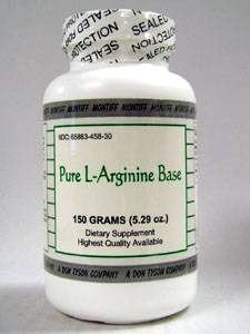 PureLArginine Base Pwd 150 gms by Montiff