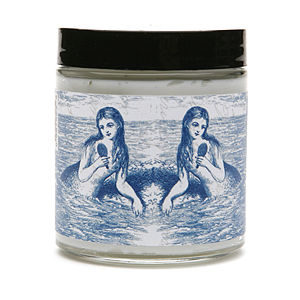 Uptown Soap Co. Blue Nautica Body Cream