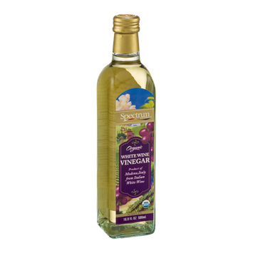 Spectrum Naturals Organic White Wine Vinegar