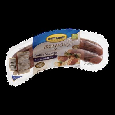Butterball Everyday Turkey Sausage Polska Kielbasa