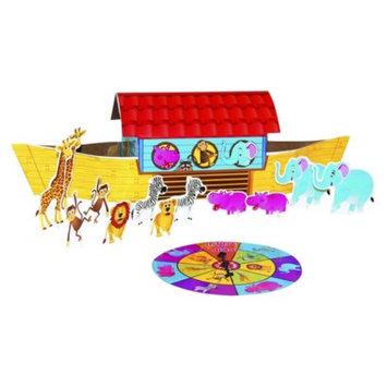 Poof Slinky Alex Brands Ideal 0C308 Noah's Ark Game