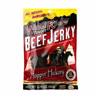 Wild Ride Natural Beef Jerky