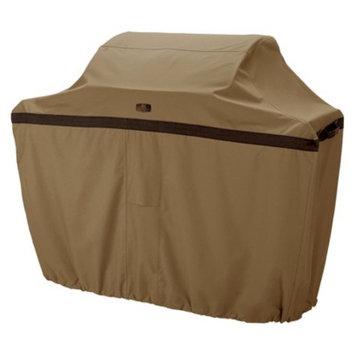 Classic Accessories Hickory Cart BBQ Cover Tan - Medium