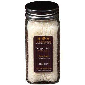 The Spice Lab Sugpo Asin Philippines Sea Salt (Pink), 1-Count Packages (Pack of 2)
