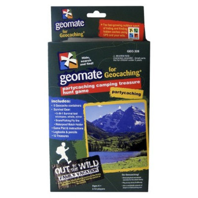 Brand 44 Geomate Outdoor or Camping Partycaching ComboGeocaching and