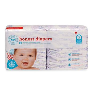 The Honest Company Diapers (Bloom) - Size 2 40-count
