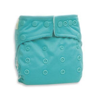 Bumkins Snap-In-One Cloth Diaper in Blue