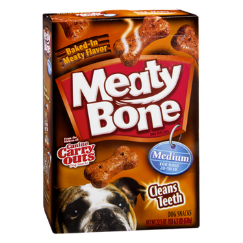 Meaty Bone Medium Dog Snacks