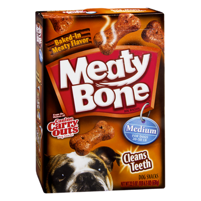 Meaty Bone Medium Dog Snacks