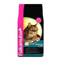 Eukanuba Mature Care Dry Cat Food 4lb